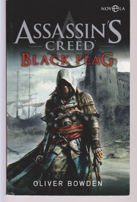 ASSASSIN'S CREED. BLACK FLAG. TEXTO EN ESPAÑOL